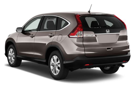 Slide 2 of 14: 2013 Honda CR-V
