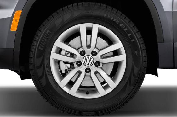Slide 1 of 25: 2012 Volkswagen Tiguan