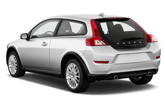Slide 2 of 14: 2012 Volvo C30