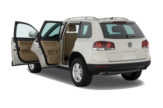 Slide 1 of 25: 2010 Volkswagen Touareg