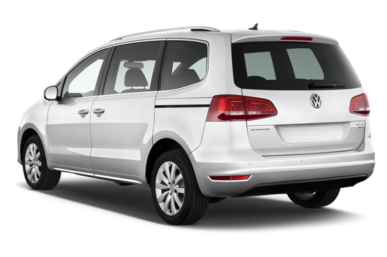 Slide 2 of 14: 2014 Volkswagen Sharan