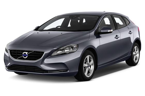Slide 1 of 25: 2014 Volvo V40