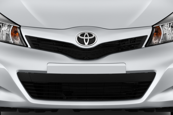 Slide 1 of 25: 2012 Toyota Yaris