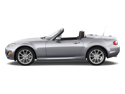 Slide 1 of 23: 2009 Mazda MX-5