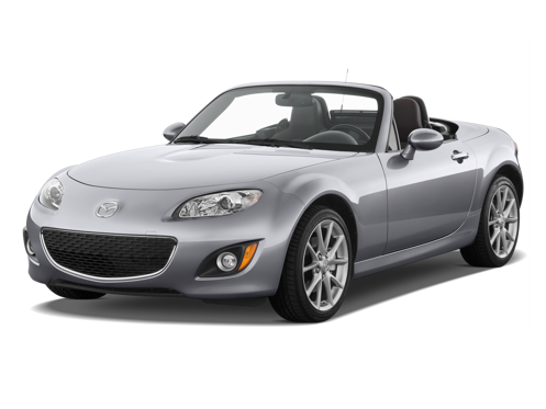 Slide 1 of 14: 2009 Mazda MX-5