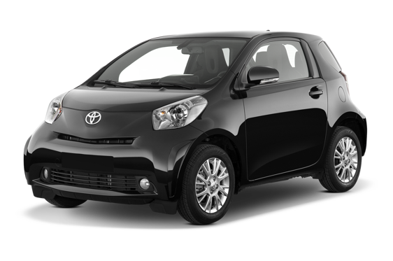 Slide 1 of 14: 2012 Toyota iQ