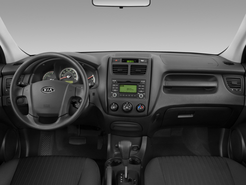 Slide 1 of 11: 2009 KIA Sportage