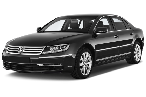 Slide 1 of 14: 2014 Volkswagen Phaeton