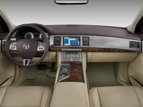Slide 1 of 11: 2009 Jaguar XF