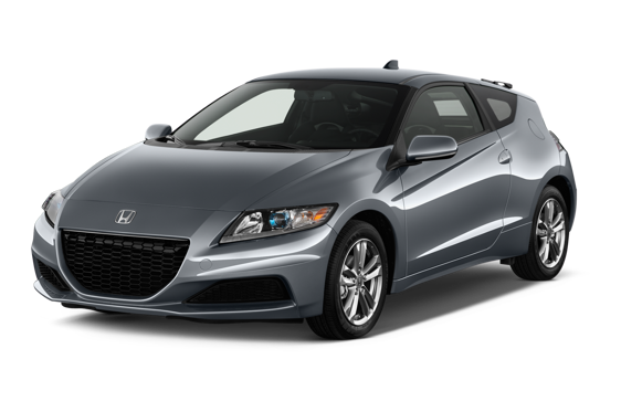 Slide 1 of 14: 2013 Honda CR-Z