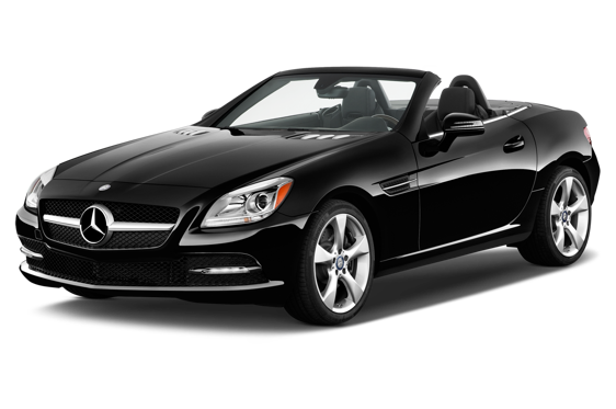 Slide 1 of 14: 2012 Mercedes-Benz SLK-Class