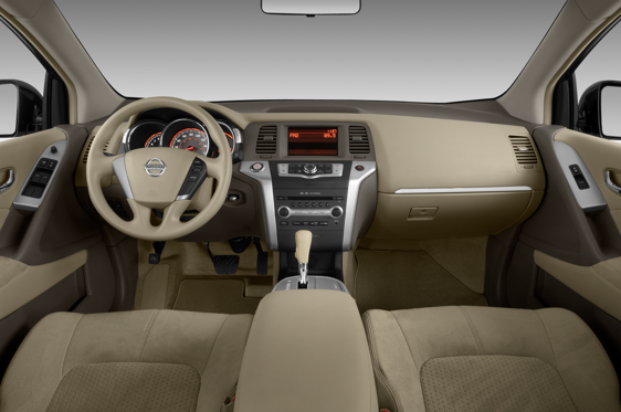Slide 1 of 11: 2010 Nissan Murano