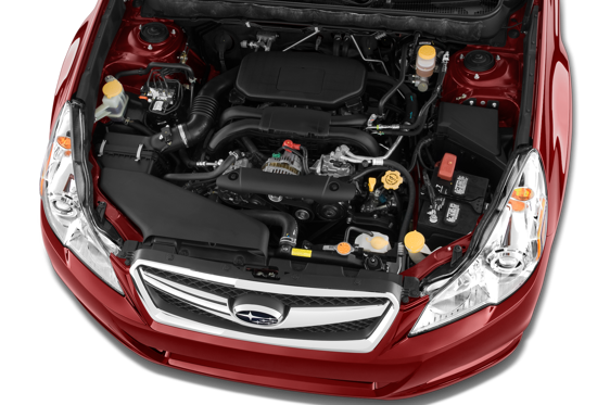 Slide 1 of 24: 2011 Subaru Legacy