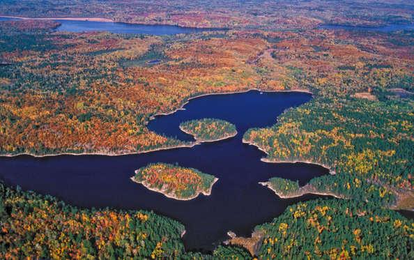 Sudbury Basin, Ontario, Canada