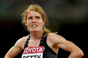 Christchurch runner Angie Petty
