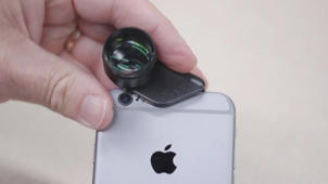 Smartphone Lenses for Better Pictures