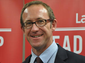 New Zealand Labour MP Andrew Little
