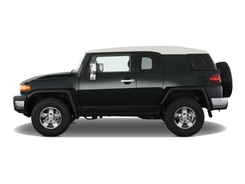 Slide 1 of 11: 2014 Toyota FJ Cruiser