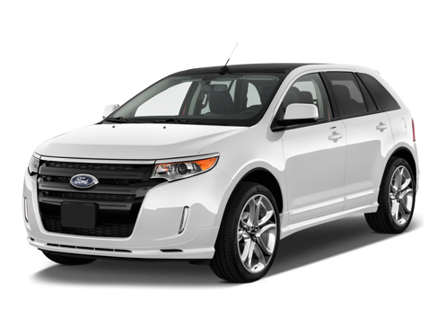 Slide 1 of 15: 2014 Ford Edge