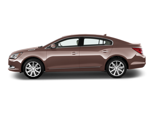 Slide 1 of 20: 2015 Buick LaCrosse