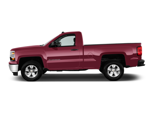 Slide 1 of 17: 2015 Chevrolet Silverado 1500