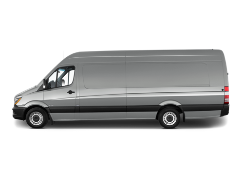 Slide 1 of 46: 2014 Mercedes-Benz Sprinter Cargo Van