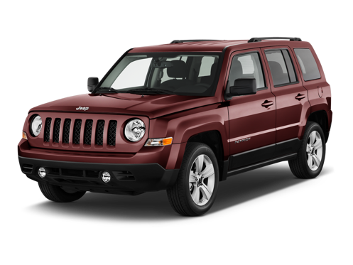 Slide 1 of 18: 2014 Jeep Patriot