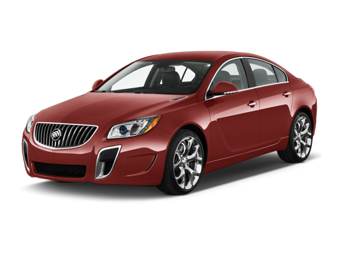 Slide 1 of 10: 2015 Buick Regal