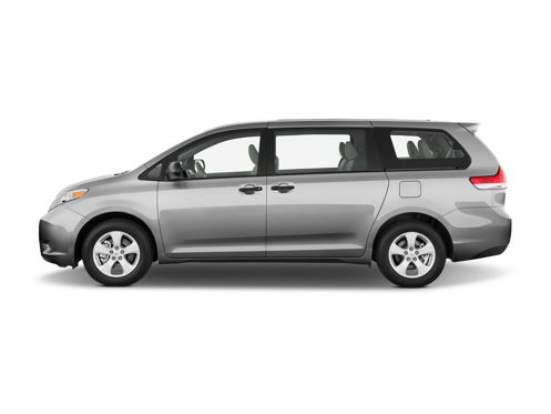 Slide 1 of 18: 2014 Toyota Sienna