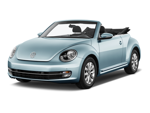 Slide 1 of 28: 2014 Volkswagen Beetle