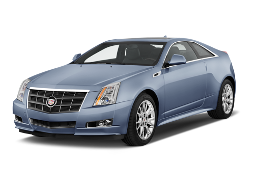 Slide 1 of 22: 2013 Cadillac CTS Coupe