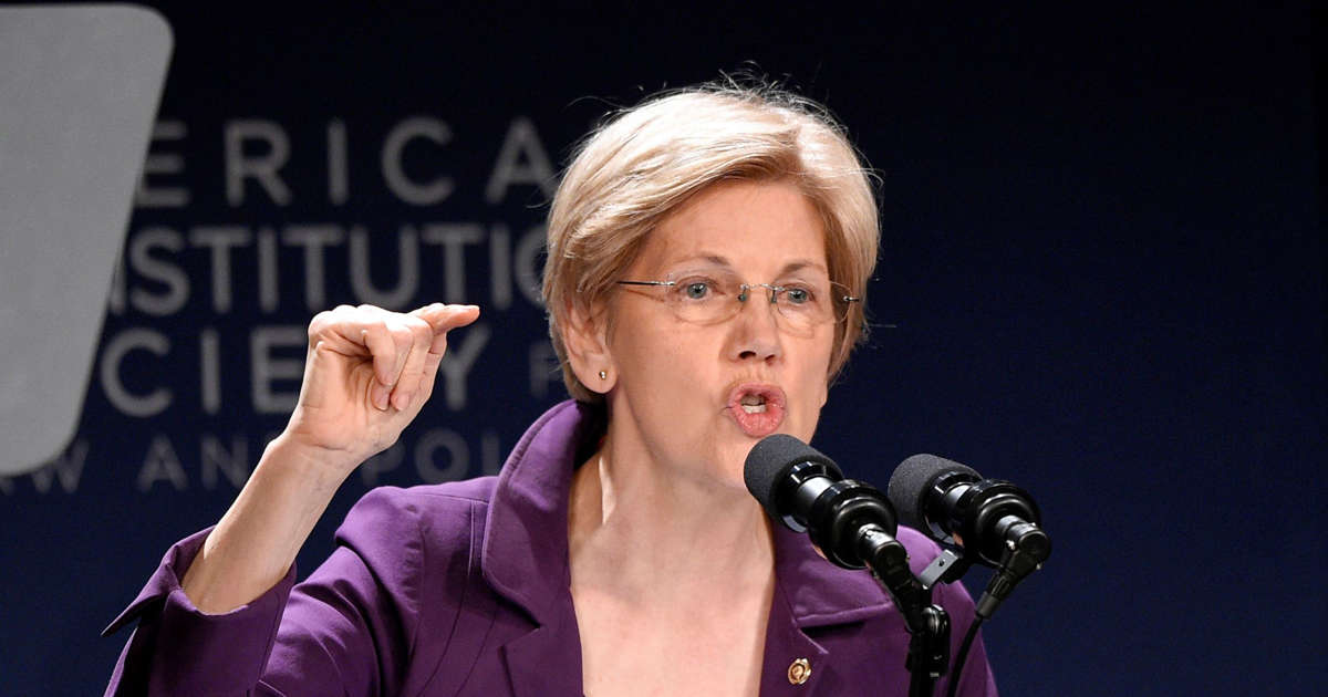 Analysis: Elizabeth Warren might have actually made things worse with her DNA gambit
