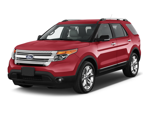 Slide 1 of 18: 2014 Ford Explorer