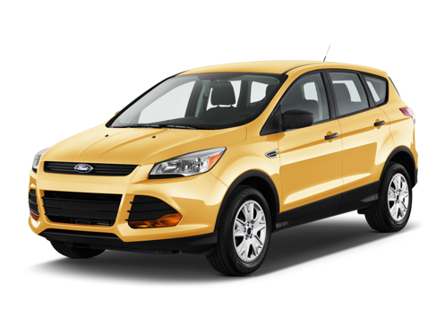 Slide 1 of 20: 2014 Ford Escape