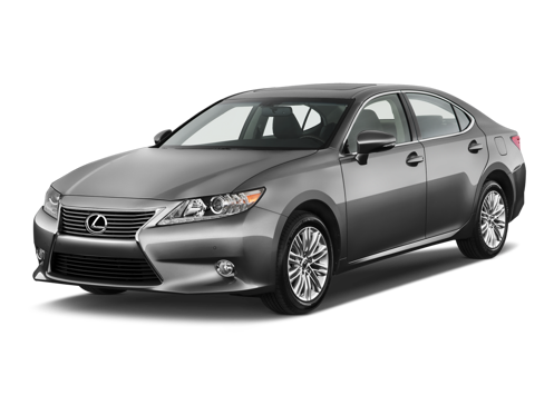 Slide 1 of 18: 2015 Lexus ES