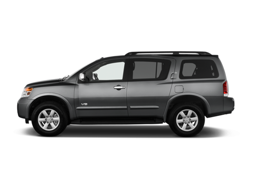 Slide 1 of 27: 2013 Nissan Armada