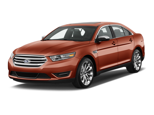 Slide 1 of 24: 2015 Ford Taurus