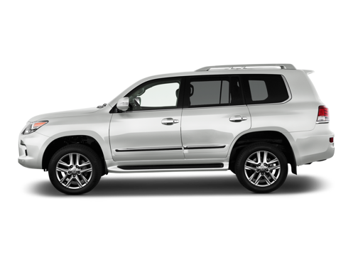 Slide 1 of 10: 2015 Lexus LX