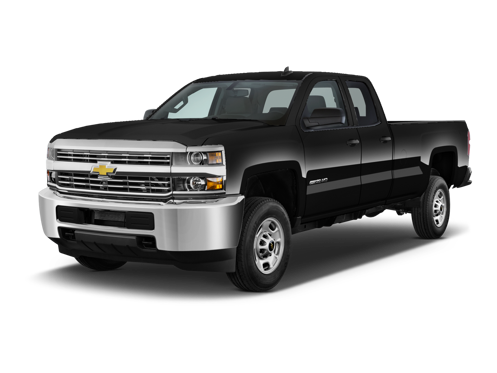 Slide 1 of 20: 2015 Chevrolet Silverado 2500HD