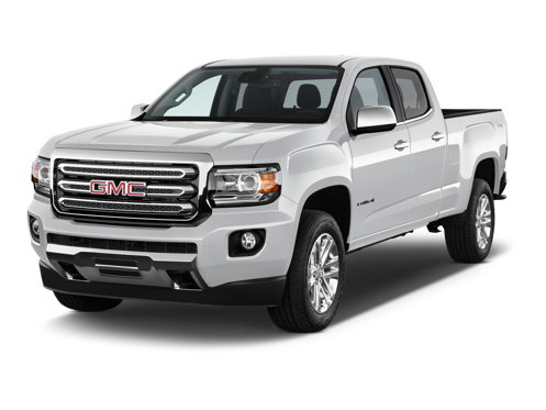 Slide 1 of 15: 2015 GMC Canyon
