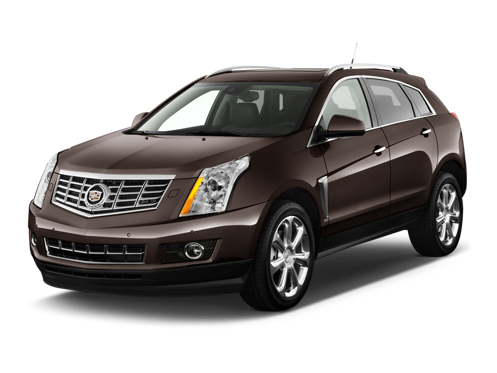 Slide 1 of 17: 2015 Cadillac SRX