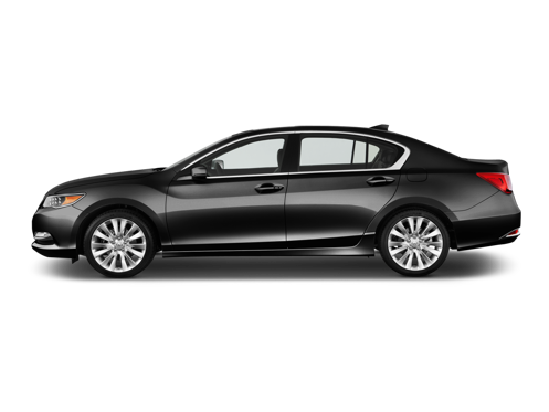 Slide 1 of 13: 2015 Acura RLX