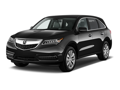 Slide 1 of 14: 2015 Acura MDX