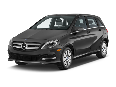 Slide 1 of 19: 2014 Mercedes-Benz B-Class