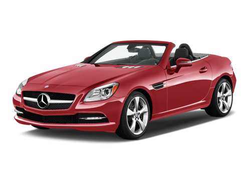 Slide 1 of 24: 2014 Mercedes-Benz SLK-Class