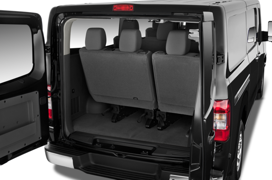 Slide 1 of 24: 2014 Nissan NV Passenger