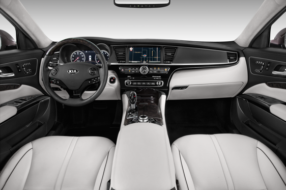 Slide 1 of 11: 2015 Kia K900