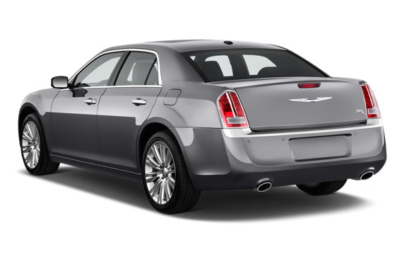 Slide 2 of 14: 2013 Chrysler 300