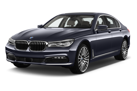 Slide 1 of 14: 2016 BMW 7 Series