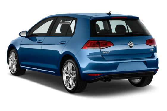 Slide 2 of 14: 2016 Volkswagen Golf